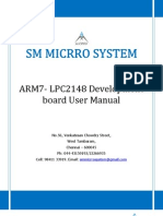 LPC2148 User Manual