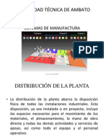 DISTRIBUCIÓN DE LA PLANTA