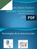 Recursos Didacticos y Nuevas Tecnologias 4