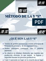 MÉTODO DE LA 5