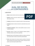 Manuel de Excel Para Cont Adores
