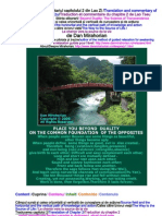 Lao Tzu Chapter 2 Dincolo de dualitate: Stiinta eliberarii