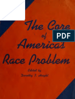 Dorothy Irene Height--The Core of America's Race Problem (1945)