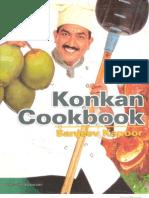 Konkan Cookbook (Gnv64)