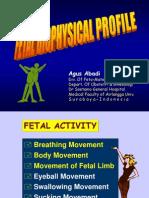 Fetal Biophysical Profile