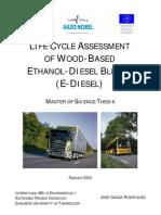 LCA of E Diesel Public