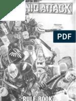 Tyranid Attack Rulebook File