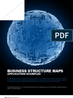 Business Structure Maps Application Examples