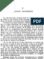 Panait Istrati - Capitan Mavromati_Scan