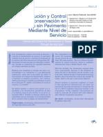 Conservacion Caminos Sin Pavimento x Nive Servicio