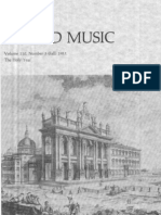 Sacred Music, 110.3, Fall 1983; The Journal of the Church Music Association of America