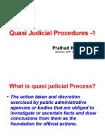 Quasi Judicial Perocedures-1