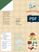 Folheto dia alimentação 1