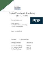 Assignment 1 - Pert Mustang (Final)