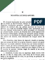 Panait Istrati - Moartea Lui Mos Anghel_Scan