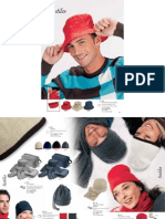 PROMOTIONAL CATALOGUE - textile