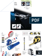PROMOTIONAL CATALOGUE - tools