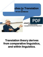 Newmark Translation