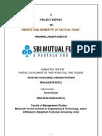 Sbimf Project Report