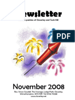 November 2008 - Claverley parish magazine