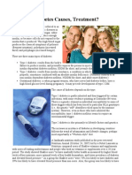 What Are Diabetes Vitamin Treatments