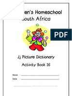 j Dictionary Workbook - Donnette E Davis