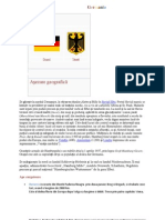 germania referat geografie