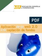 Aplicación de la Web 2.0 a la Captación de Fondos