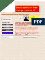 The Encyclopedia of Free Energy Vol 3