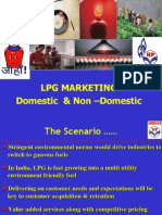 LPG Marketing DOMESTIC & Non-Domestic