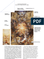 Eglise du Gesù (Rome) Fresques