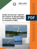 Linee Guida ISPRA Monitoraggio Atmosfera