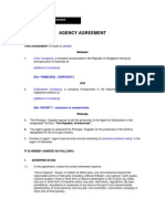 About Trade Doc Agent Agrm
