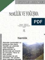 Nemlilik Ve Yogusma_A_TOKAT PPTminimizer