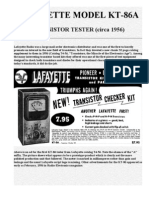 Lafayette KT86A