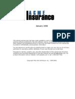 Insurance Broker Business Plan