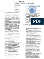 Nüfus sayımları ve Nüfusun Alansal Dağılışı-CVP