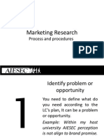 Stakeholder Focus (Marketing Researches, Segmentation & Bench Marking)