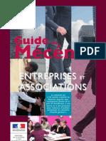 Guide du Mécénat 2011