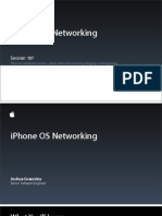 1-08 Session 107 - iPhone OS Networking