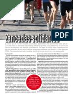 Reportaje Planeta Running Sobre Deporte con Causa