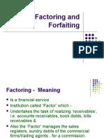 Factoring & ing