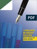 Nuevas Visiones Del Estado Boliviano (I Concurso de Ensayo Politico)