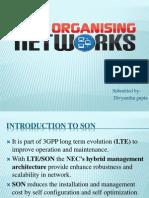 Self Organizing Network