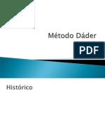 MÉTODO DADER