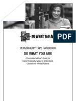Do What You Are Handbook