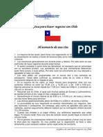 Chile Negociacion