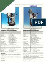 JM2000B Manual