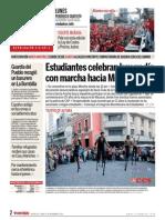 Aumento Pib Ciudad Ccs
