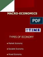 Macroeconomics Made Easy1